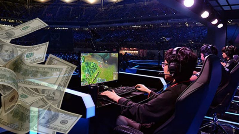 Gambling and Esports
