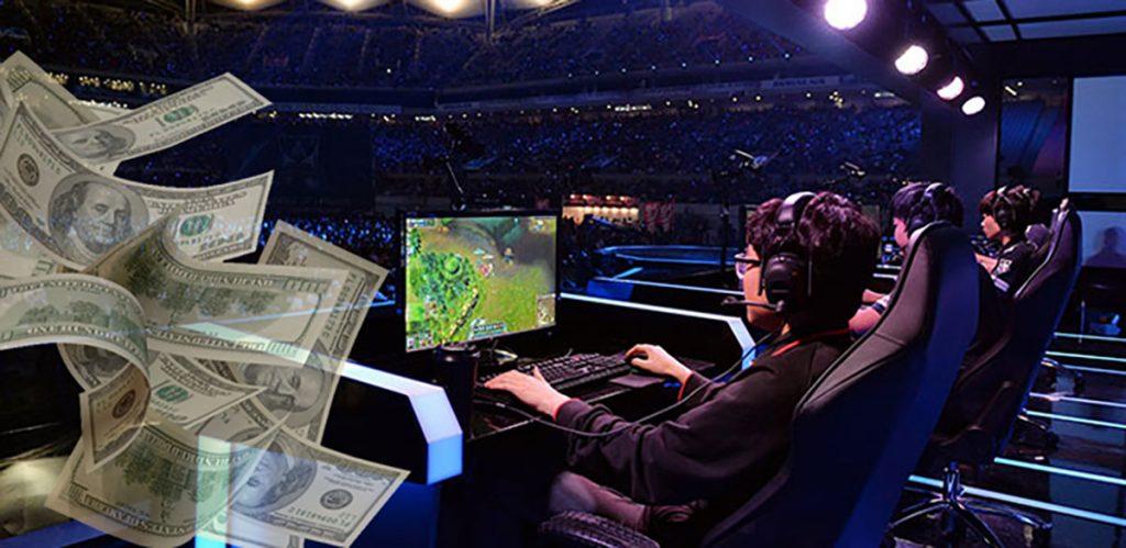 Gambling and Esports